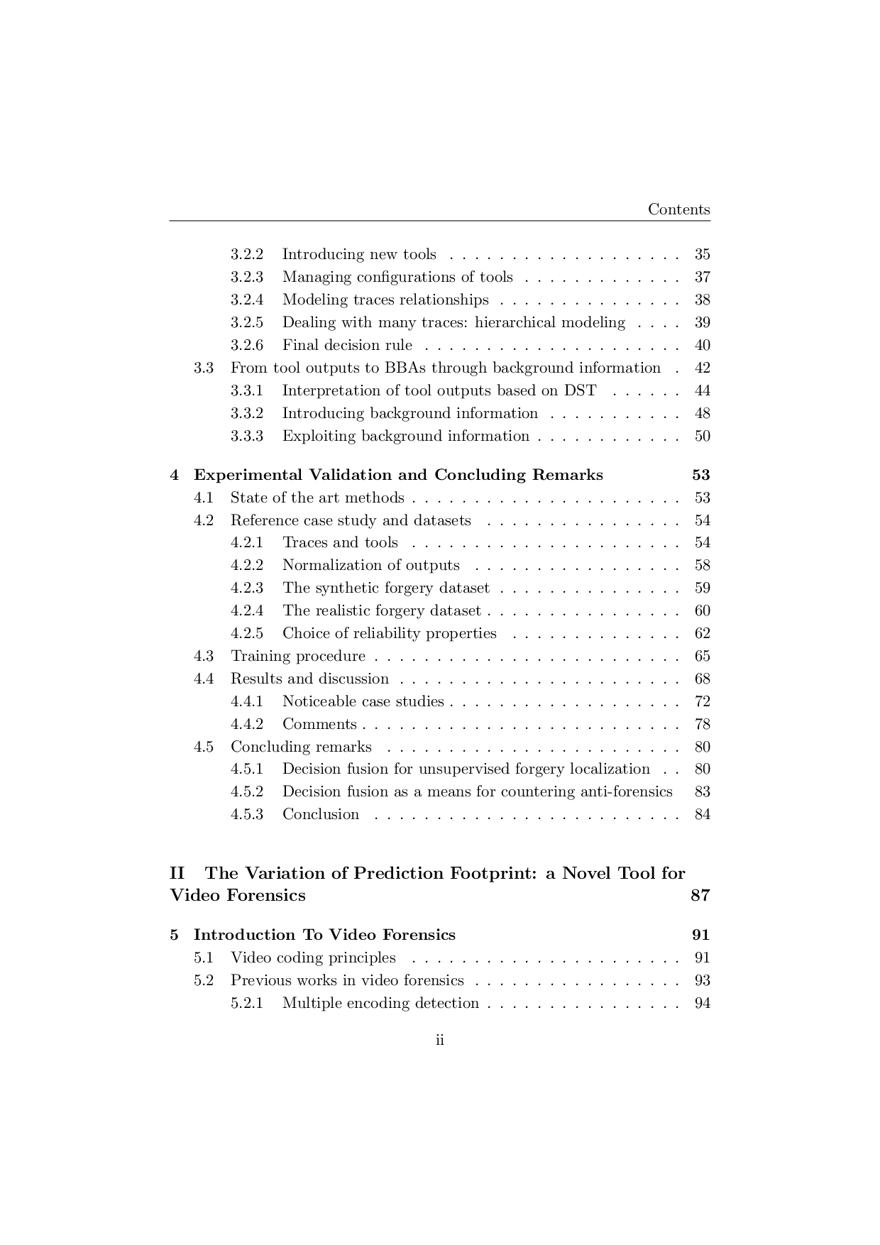Digital forensics doctoral thesis