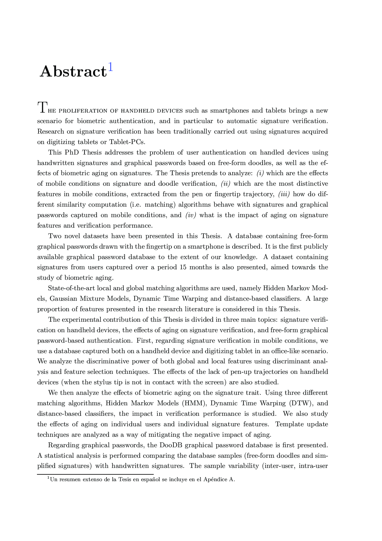 Eurasip phd thesis