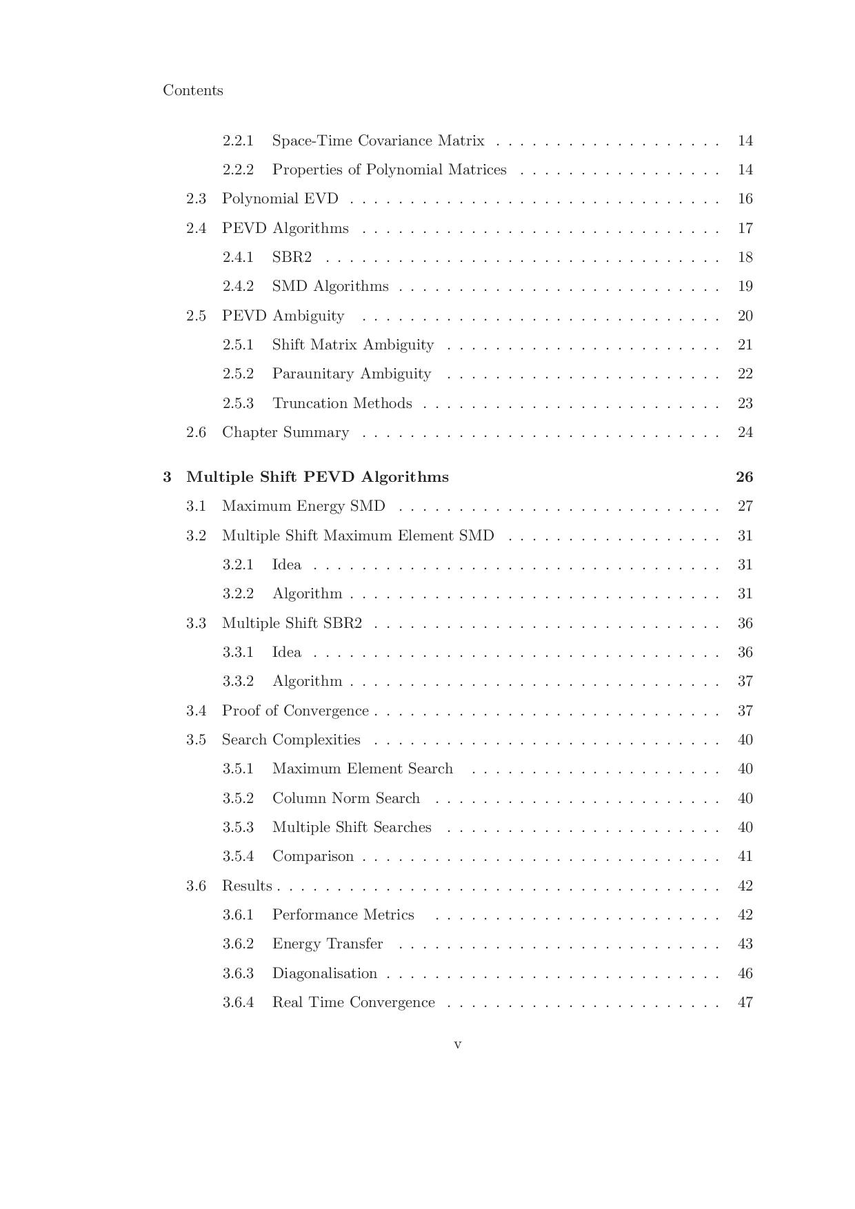 Advanced Algorithms for Polynomial Matrix Eigenvalue