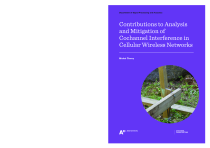 Thumbnail of Contributions to Analysis and Mitigation of Cochannel Interference in Cellular Wireless Networks
