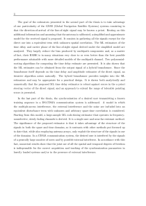 Thumbnail of page 4 of Antenna Arrays for Multipath and Interference Mitigation in GNSS Receivers