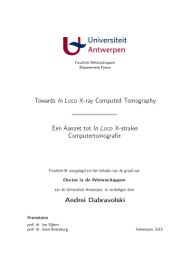 Thumbnail of page 3 of Towards In Loco X-ray Computed Tomography