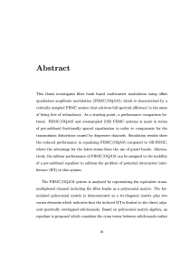Thumbnail of page 4 of Performance Enhancement for Filter Bank Multicarrier Methods in Multi-Antenna Wireless Communication Systems