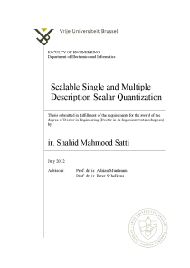 Thumbnail of Scalable Single and Multiple Description Scalar Quantization