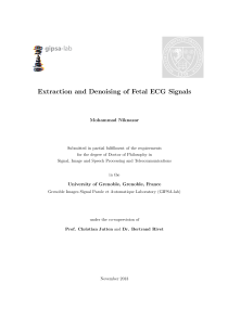 Thumbnail of page 3 of Extraction and Denoising of Fetal ECG Signals