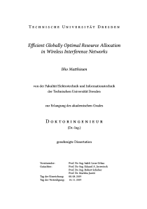 Thumbnail of page 3 of Efficient Globally Optimal Resource Allocation in Wireless Interference Networks