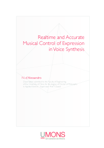 Thumbnail of Realtime and Accurate Musical Control of Expression in Voice Synthesis