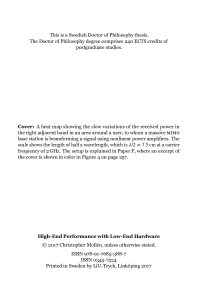 Thumbnail of page 2 of High-End Performance with Low-End Hardware: Analysis of Massive MIMO Base Station Transceivers