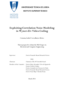 Thumbnail of Exploiting Correlation Noise Modeling in Wyner-Ziv Video Coding