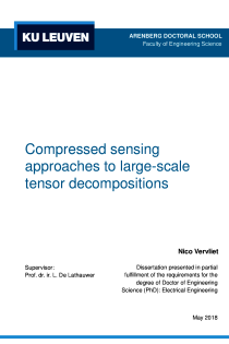 Thumbnail of Compressed sensing approaches to large-scale tensor decompositions