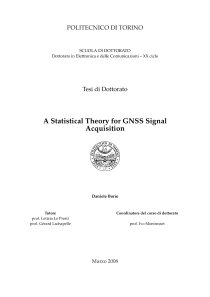 Thumbnail of A Statistical Theory for GNSS Signal Acquisition