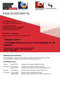 Thumbnail of page 1 of Full-Duplex Device-to-Device Communication for 5G Network